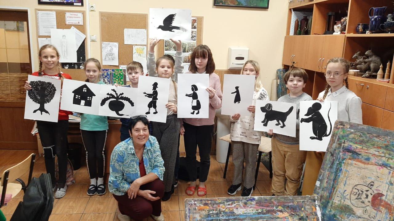 Мастер классы в рамках подготовки к Арт-проекту «Играем в кукольный театр»